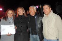 """Cantante de Paihuano ganó el Primer  Festival """"La Voz de la Quebrada"""""""