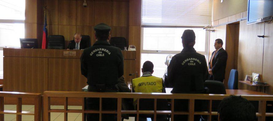 Rómulo Astudillo Salazar homicida de joven de Vicuña recibe una condena de 17 años