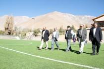 Moderno complejo deportivo ubicado en Pisco Elqui abrirá oficialmente sus puertas en junio de 2015