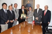 Empresarios y legisladores de Rio Grande do Sul interesados por apoyar avances del corredor bioceánico central