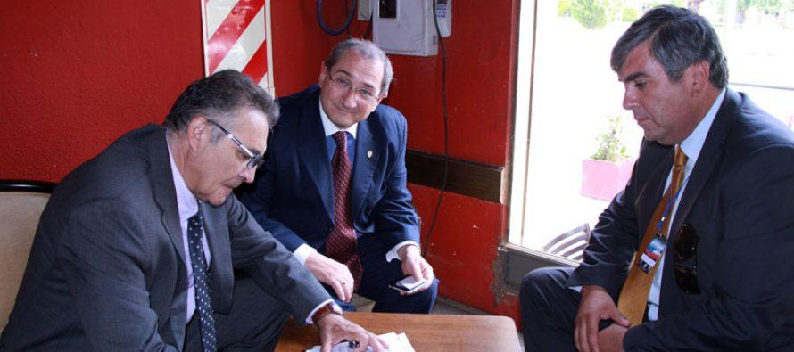Alcaldes elquinos por la Integración