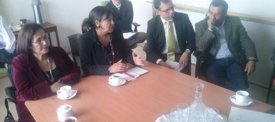 Senadora Muñoz preocupada por impacto ambiental que podría generar el Túnel de Agua Negra