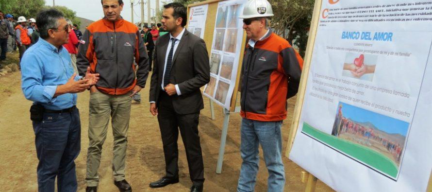 Seremi de Minería y Compañía Minera San Gerónimo establecen alianza tras la generación de nuevo poder de compra