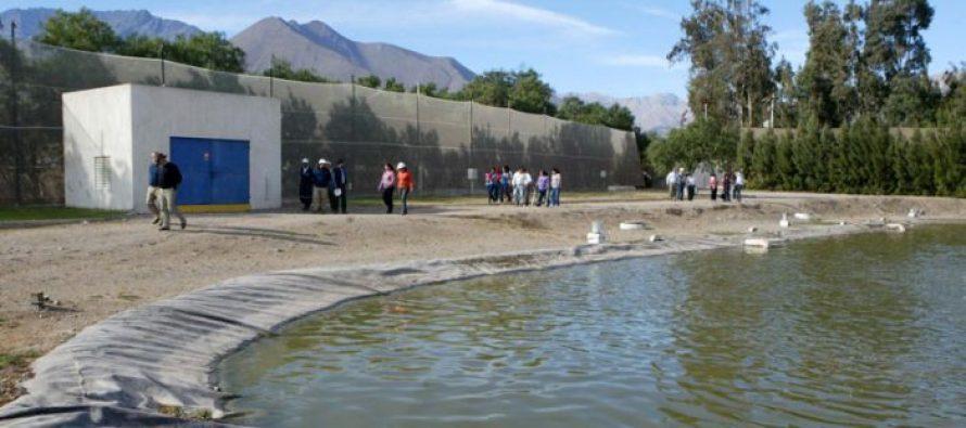 Aguas del Valle anuncia inversión millonaria para modernizar la planta de tratamiento de Vicuña