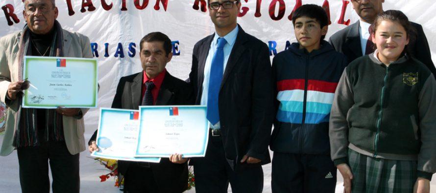 """Destacan a escritor elquino por primer lugar regional en concurso """"Historias de Nuestra Tierra"""""""