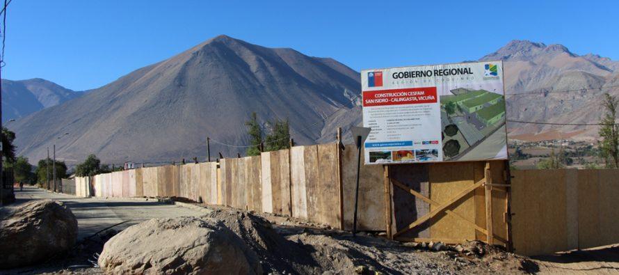Centro de Salud Familiar de San Isidro-Calingasta comienza a ser una realidad este mes de junio