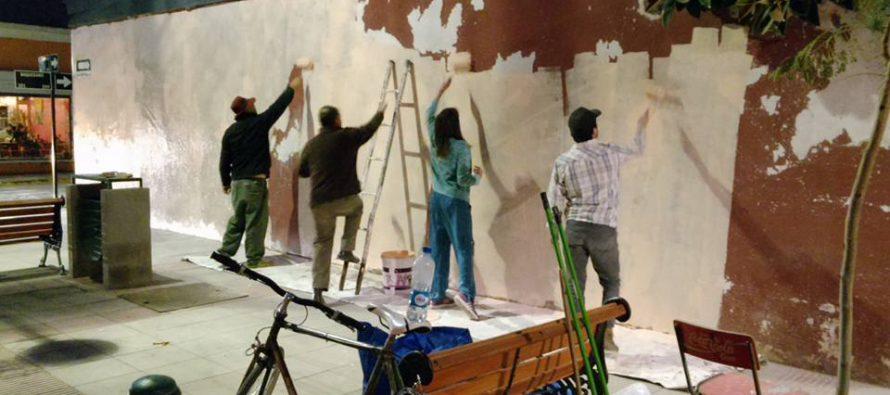 Boulevard Cultural Mistraliano se desarrollará en Paseo Semi Peatonal de calle Gabriela Mistral