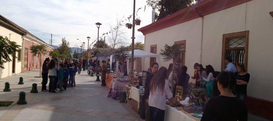 "Invitan a participar de boulevard ""Puerta al Desierto Florido"" en calle Gabriela Mistral"