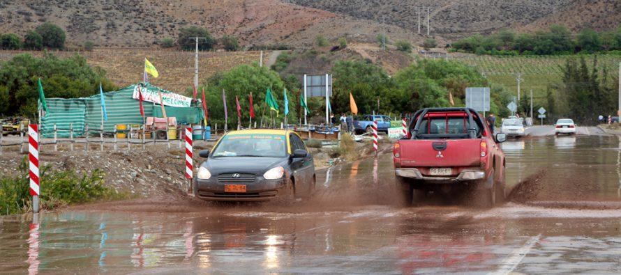 Llaman a la precaución ante las probables precipitaciones del fin de semana