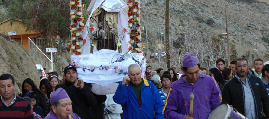 Con devoción Horcón celebró fiesta de la Virgen del Carmen