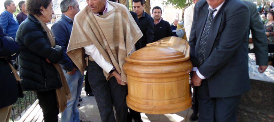 En Paihuano los elquinos despiden a Félix Arqueros reconocido agricultor de la zona