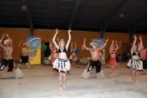 Presentaciones del ballet de La Serena y su símil de Maipú deleitaron al público paihuanino