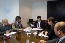 Proyectan desarrollar un Barrio Comercial en Vicuña a través del Ministerio de Economía