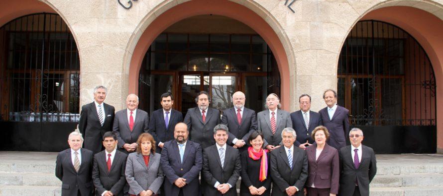 Gobierno Regional de Coquimbo 2015
