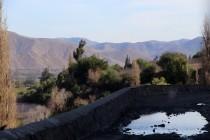 Línea del tren El Algarrobal