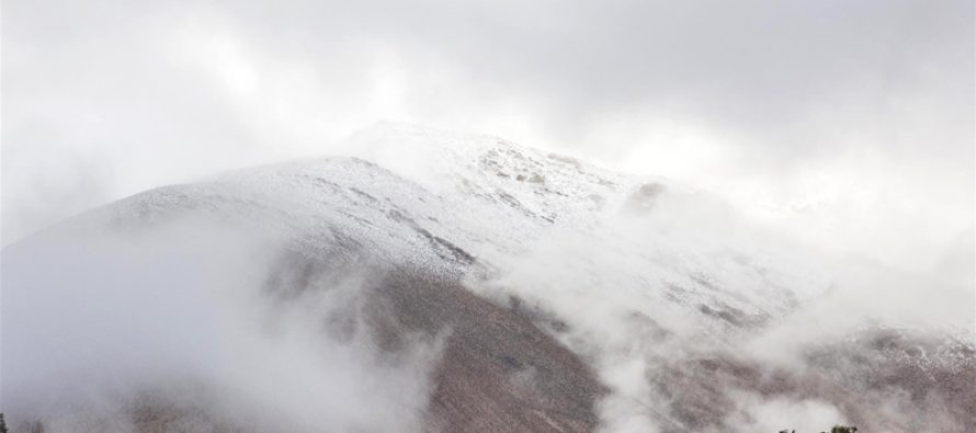 Las lluvias se podrían extender a este lunes en el Valle del Elqui