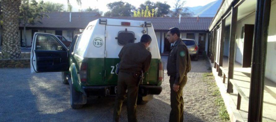 """Detienen a sujeto en La Jarilla por sustraer """"I Phone 6"""" en Vicuña"""