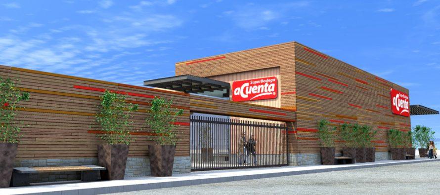 """Comienzan las obras de nuevo supermercado en Vicuña de la línea """"Walmart Chile"""""""