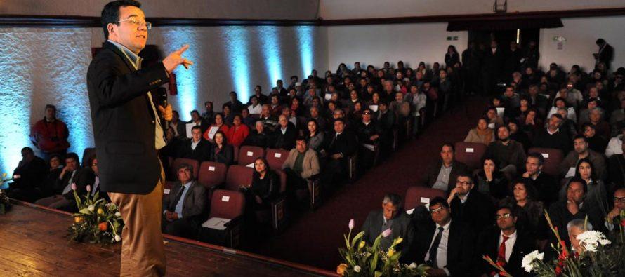 Ministro de Economía destaca turismo sustentable de Vicuña y las posibilidades de desarrollo