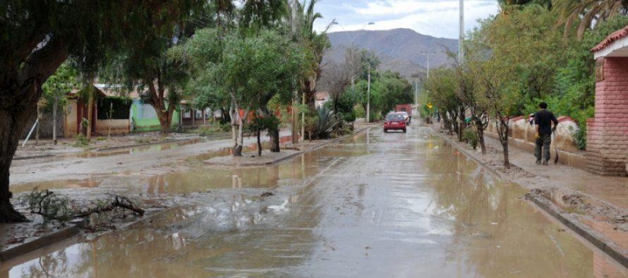Aguas del Valle refuerza plan preventivo ante sistema frontal anunciado en la zona