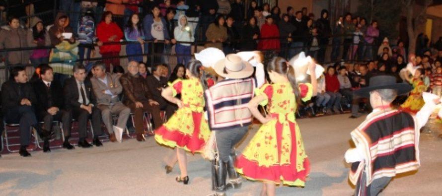 Lanzan programa Más Territorio con fiesta ciudadana en Rivadavia