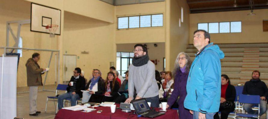 Inician ciclos de  reuniones del Plan de desarrollo comunal 2016 – 2020 en Pisco Elqui