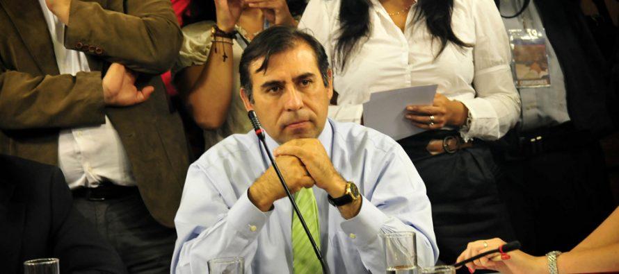 Diputado  Sergio Gahona oficia al MOP por irregularidades en construcción de Ruta 41-ch