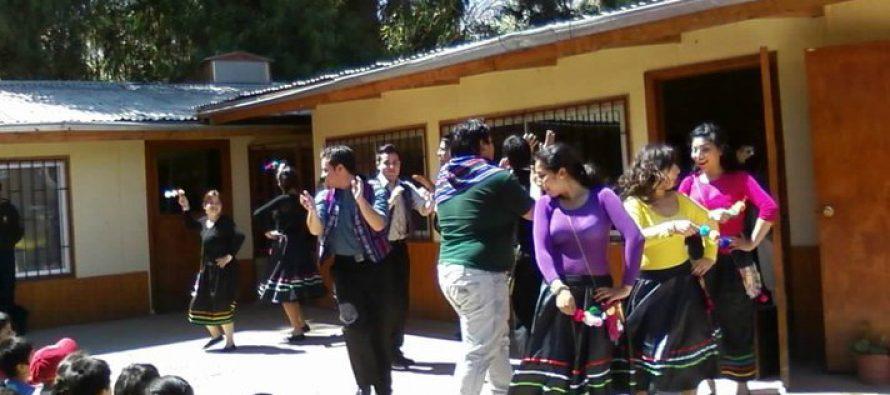 """Escuela de lenguaje """"San Guillermo"""" capacita sobre las necesidades educativas especiales"""
