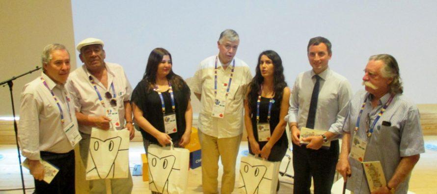 Escritor elquino cumple periplo en Italia como gestor cultural del mundo rural en Expo Milán