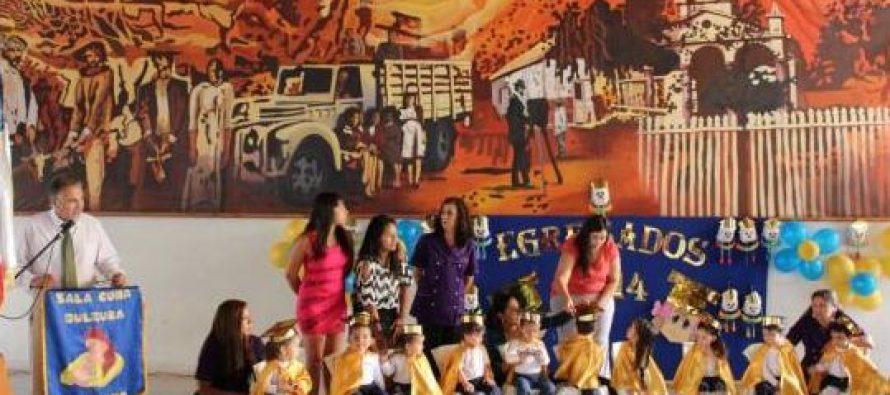 Para el 2016 se anuncia construcción de sala cuna en Paihuano