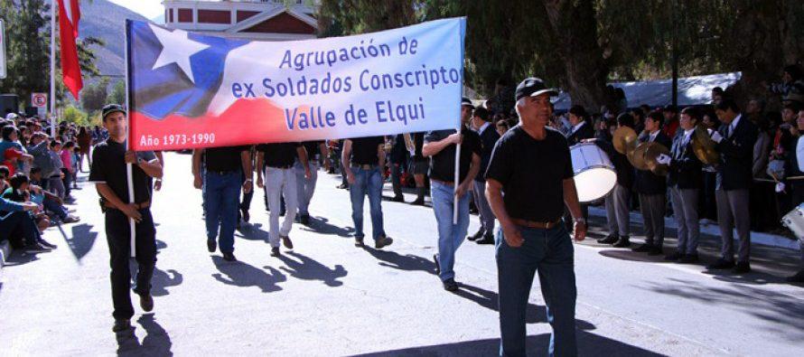 Matías Walker pide reparaciones para ex conscriptos como víctimas de violaciones de derechos humanos