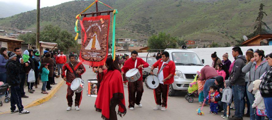 Fiesta de San Lorenzo en Talcuna