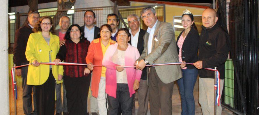 Destacando el aporte de vecinos se inauguró la anhelada estación médico rural de Villaseca