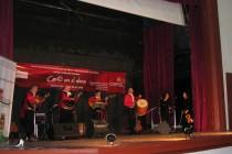 Los Ponchos Colorados lanzan su disco en el Teatro Municipal de Vicuña