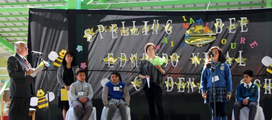 """Concurso de deletreo en inglés """"Spelling Bee"""": tendrá lugar en el Teatro Municipal de Vicuña"""