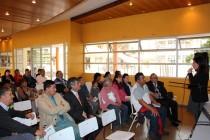 Vecinos de Barrios Río Turbio y Aguas de Elqui de  Vicuña se informan sobre la Reforma Educacional