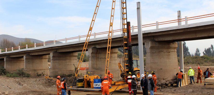 MOP inicia reparación de puente de Altovalsol y anuncia construcción de nuevo viaducto