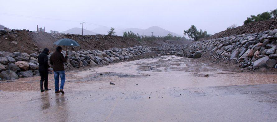 Pronostican precipitaciones desde el jueves en el Valle del Elqui