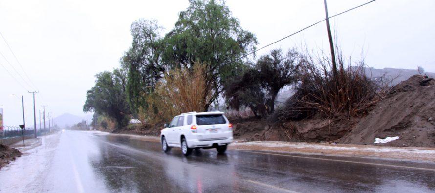 Gobierno decreta Alerta Amarilla por precipitaciones en la región