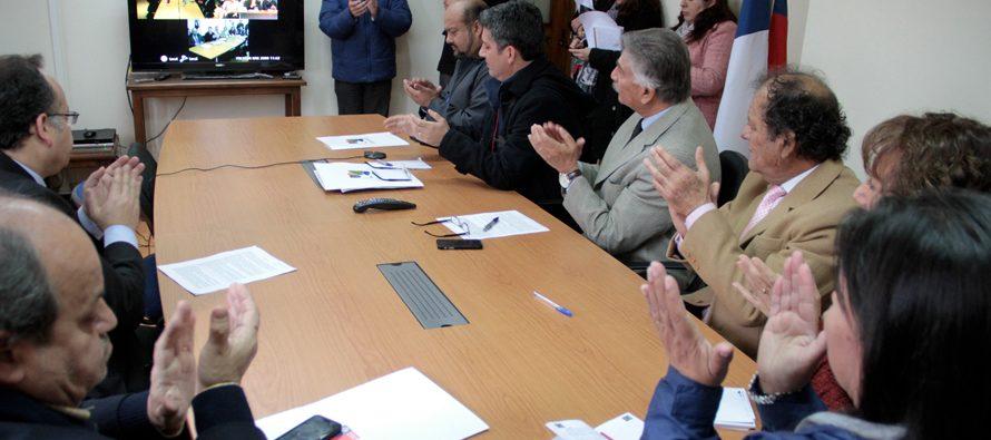 Catalogan como histórico el avance en el Senado para licitar el Túnel de Agua Negra