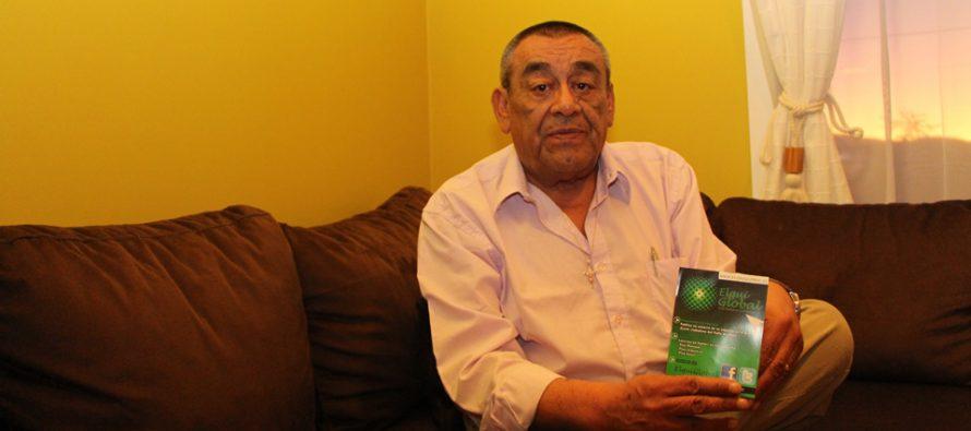 """Juan Carlos Robles: """"Yo escribo desde el entorno, desde la gente"""""""
