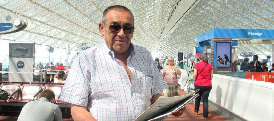 """Poeta y narrador elquino lanza su primer libro titulado """"Senderos de Soledad"""""""