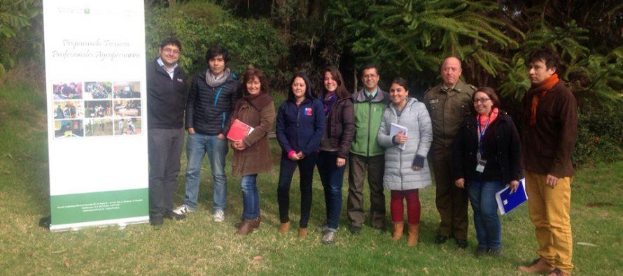 Mesa de trabajo intersectorial realizará acciones preventivas en Escuela Agrícola Valle de Elqui