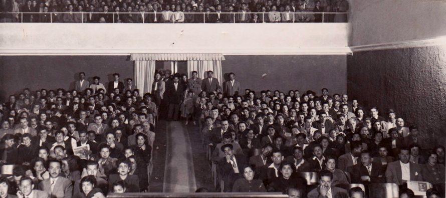 Teatro Municipal de Vicuña 1952