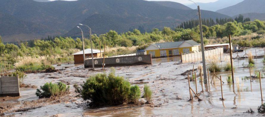 Municipalidad de La Serena implementó acciones preventivas ante pronóstico de lluvias