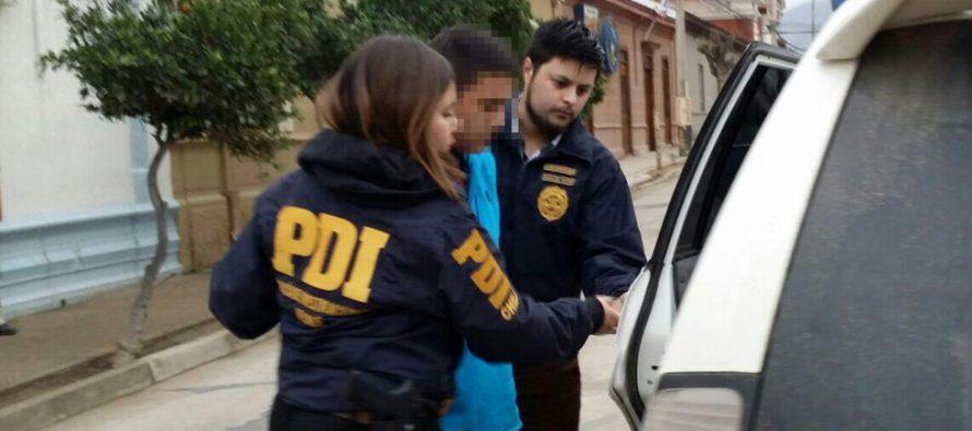Detienen a joven acusado por homicidio frustrado en Vicuña