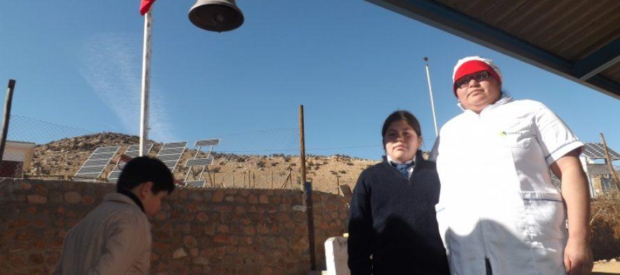 Un total de 7 escuelas  del sector rural de La Serena y 13 de Vicuña suspendieron sus clases