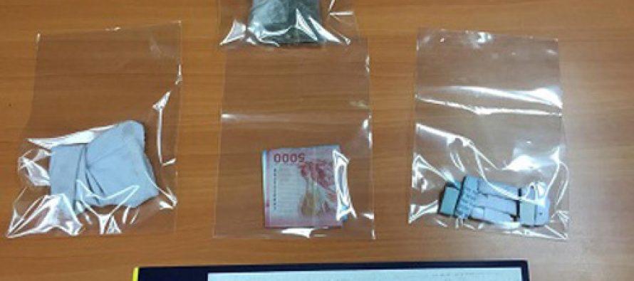 Sorprenden a menor de edad vendiendo cocaína base en población Aguas de Elqui