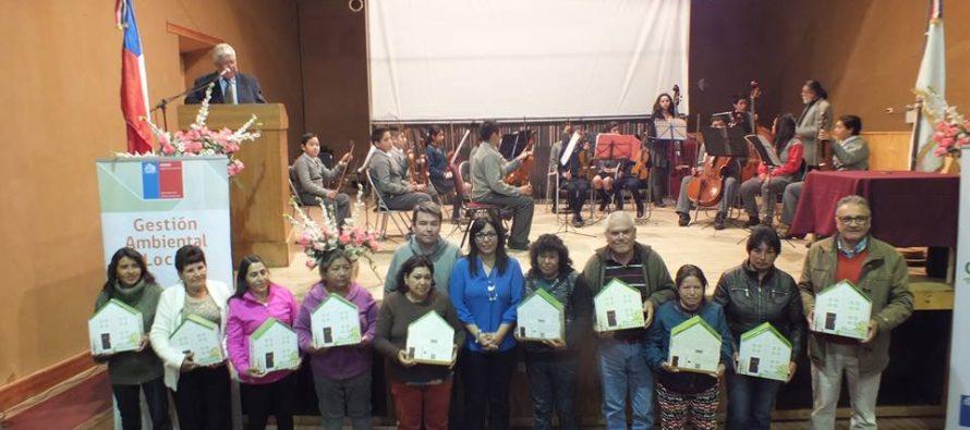 Paihuano ingresa a sistema de certificación ambiental municipal