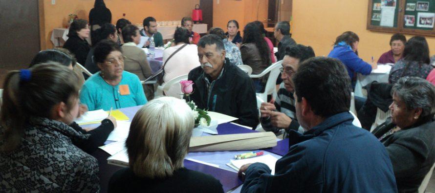 Realizan primer diálogo ciudadano con vecinos de Calingasta